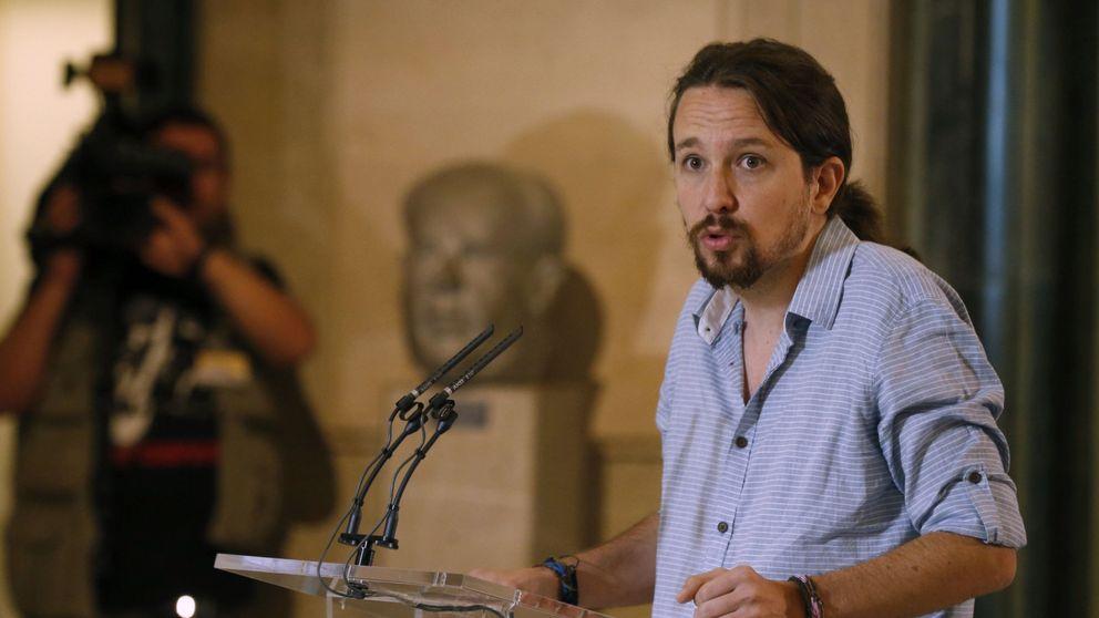 Podemos explora vías alternativas a Rajoy con las fuerzas nacionalistas