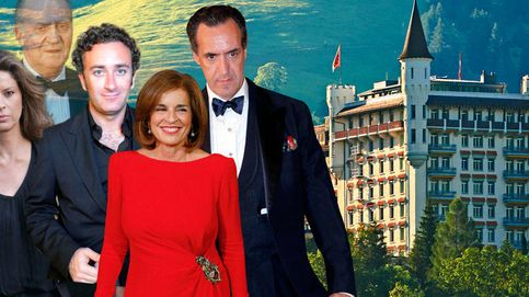'Megabodón' en Gstaad de la hija de El Assir, íntimo del Rey Juan Carlos