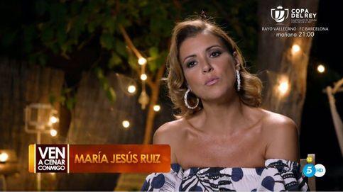 El atentado culinario que ha amargado a María Jesús Ruiz en 'Ven a cenar...'
