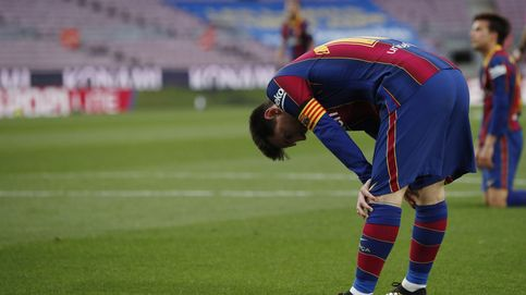 Messi se borra para el partido contra el Eibar: no ha entrenado porque ya está de vacaciones