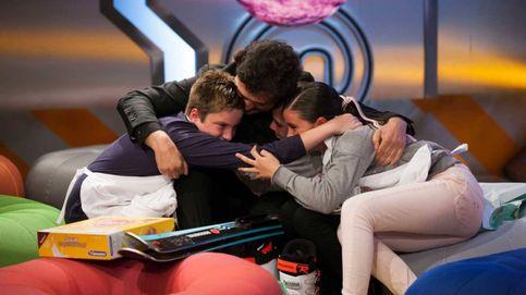 No quiero despedirme de ellos: Álex, Silvia y Marta, expulsados de 'MC Junior'