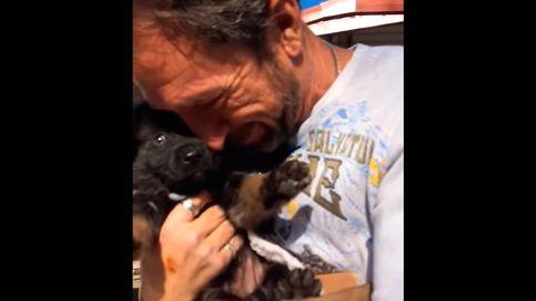 Perdió a su mascota y sus hijos le hicieron un regalo inolvidable