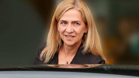 La infanta Cristina vuelve a Ginebra con sus hijos tras pasar una semana en Madrid