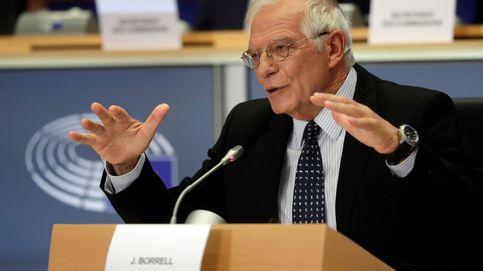 Borrell supera su audiencia sin problemas pese al ambiente tenso en Bruselas