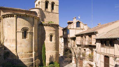 Dónde mejor que en Segovia para hacer de tu puente un acueducto