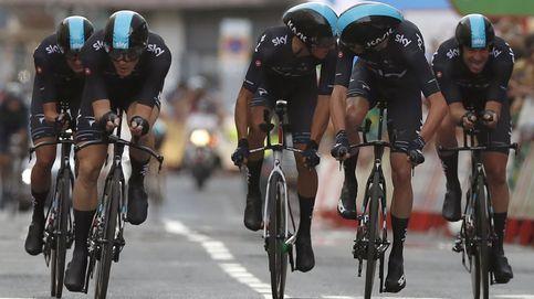 Remar contra Froome para empezar, el reto de Contador y compañía