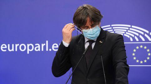 Puigdemont usará el estrecho resultado en la Eurocámara para su recurso