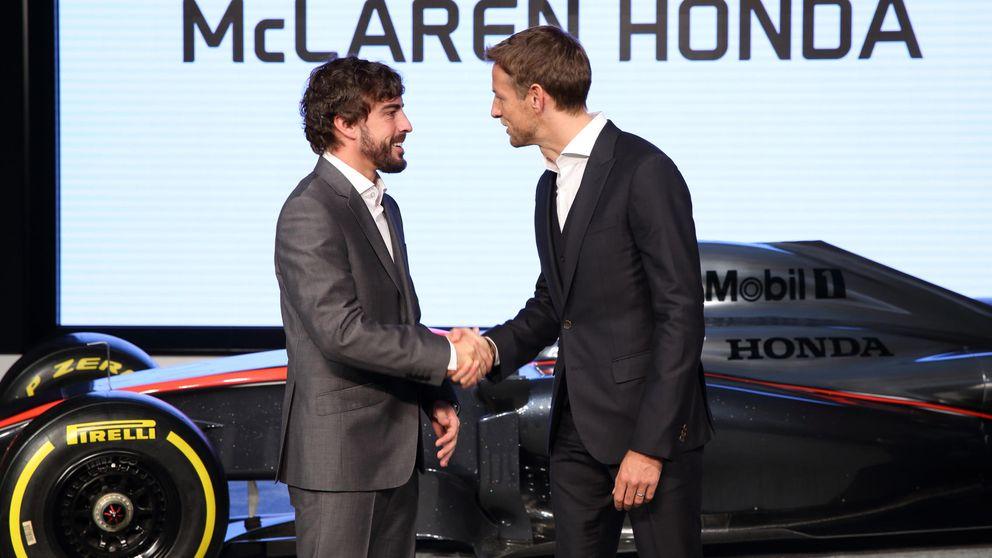 McLaren, entre los equipos sin un líder y Grosjean, el más 'abusón' de la parrilla