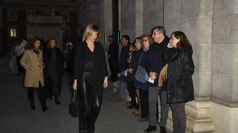 Laura Ponte, Andrea Pascual, Susanna Griso o 3 estilos diferentes para acudir a un funeral