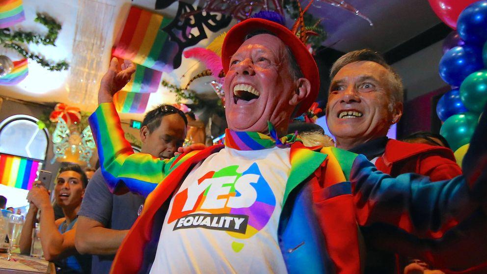 Australia se pronuncia a favor del matrimonio homosexual