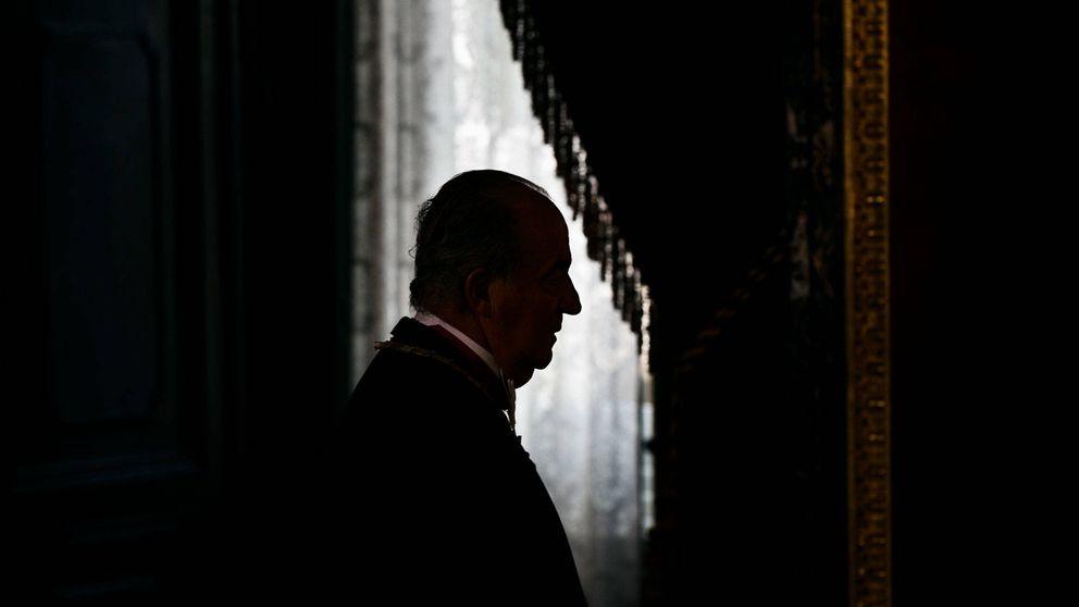 La corte de amigos gallegos, el único apoyo del Rey emérito en Baleares
