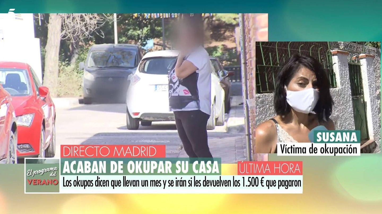 Nuevo caso de okupación. (Mediaset)