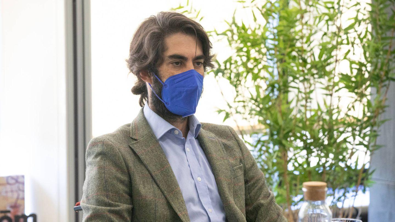 Ignacio Tovar, director de Innovación y Transformación Digital de Iberia.