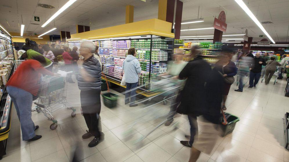 Foto: Supermercado de Mercadona. (EFE)