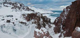 Post de Murmansk, la ciudad más grande del Ártico donde está el 'ombligo del mundo'