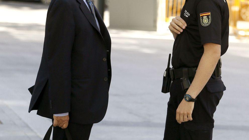 Borrell ante el juez sobre la indemnización de Benjumea : Le correspondía más dinero