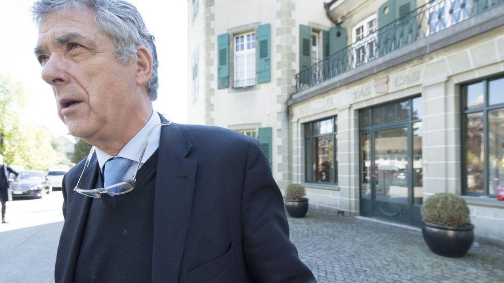Así es Villar ante un tribunal: Le sale la vena bilbaína y tira de chulería