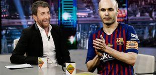Post de Sorteamos una entrada doble para la despedida de Iniesta en 'El hormiguero'