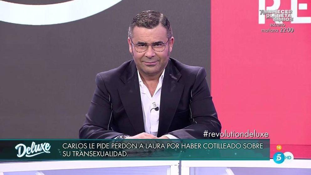 Silencio sepulcral en 'Sábado Deluxe' sobre la expulsión de José María de 'GH'