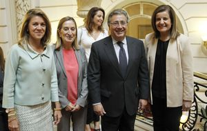 Zoido descarta a Montoro, Báñez y Cañete como candidatos a la Junta