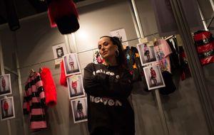 María Escoté: No me apetece vender en una multimarca, solo en una tienda propia