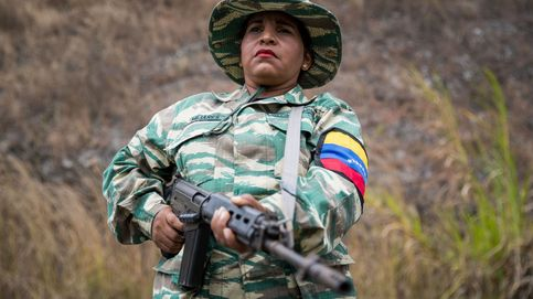 Comienzan en Venezuela ejercicios militares
