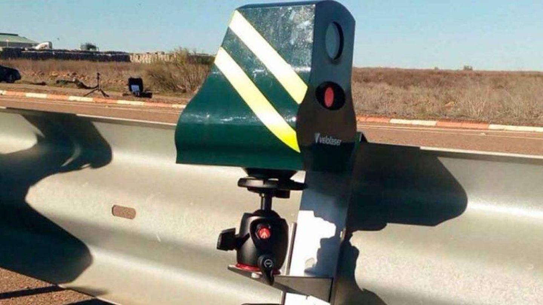 Así es el Veloláser, el radar indetectable. (CC/Portal GDA)