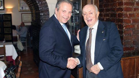 Lucio Blázquez, del famoso restaurante Casa Lucio, supera el coronavirus y recibe el alta