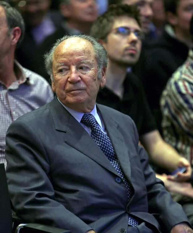 Foto: Fotografía de archivo  del empresario Josep Lluís Núñez. (EFE)