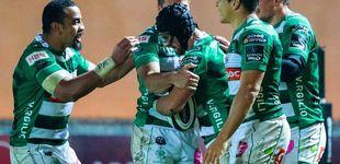Post de McKinley, internacional con un solo ojo: historia de superación y amor al rugby