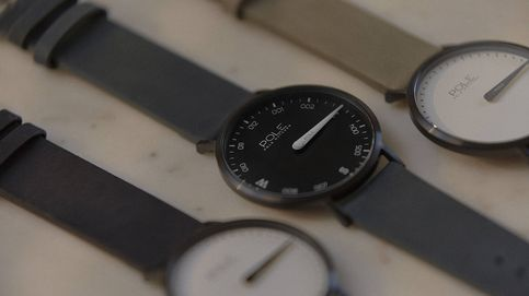 Pole, el reloj con una sola aguja