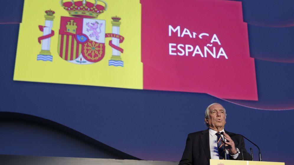 Foto: Una presentación de 'Marca España'. (EFE)