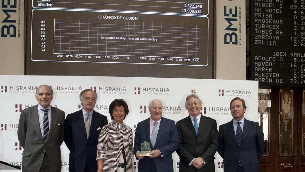 Hispania dejará de ser socimi... y Blackstone se llevará sus frutos al paraíso de Caimán