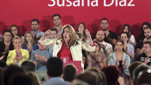 Díaz reacciona, presenta su modelo de PSOE y no se atreve con las primarias