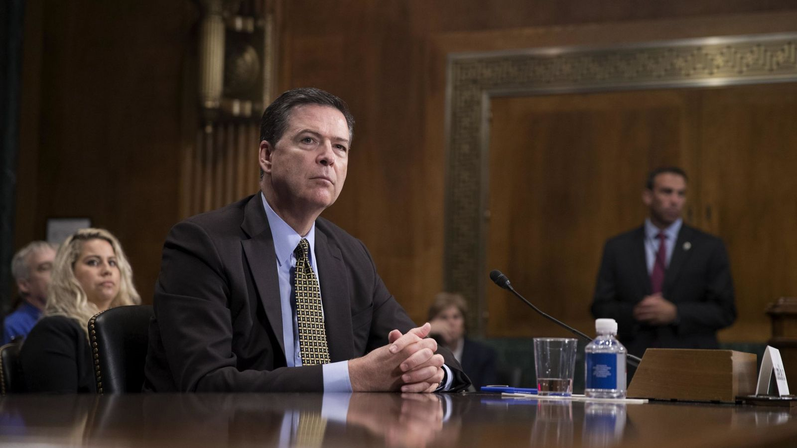 Foto: James Comey. (EFE)