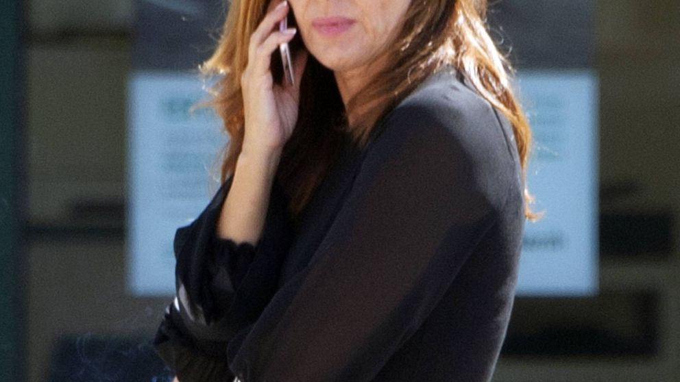 Olga Moreno, mujer de Antonio David: Me haría feliz que Rocío llamase a sus hijos