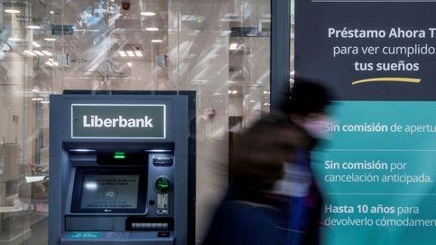 Liberbank gana hasta septiembre un 38,9% menos tras destinar 177 M a saneamientos