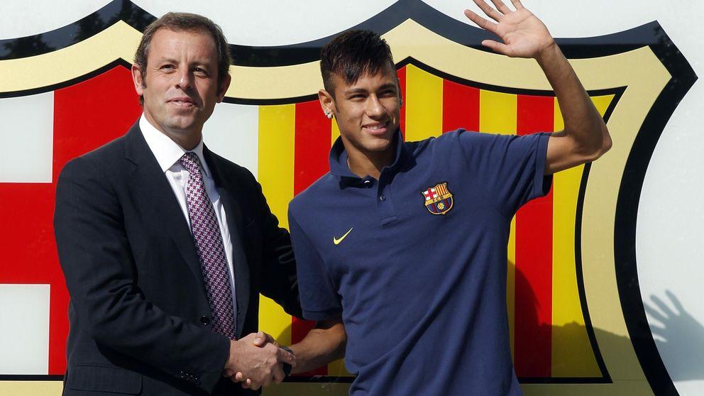 'Football Leaks' filtra el contrato de Neymar: 8,5 millones sólo por firmar