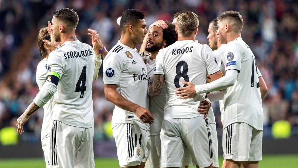 ¿Es este Real Madrid peor que el de la pasada temporada? Los números hablan