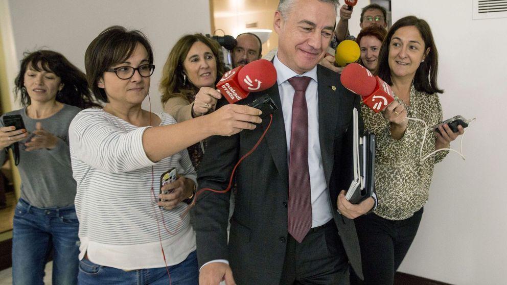 Urkullu, sobre el posible acuerdo Gobierno-Cataluña: Se estuvo muy cerca