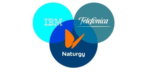 Naturgy se alía con Telefónica e IBM para externalizar grandes áreas operativas