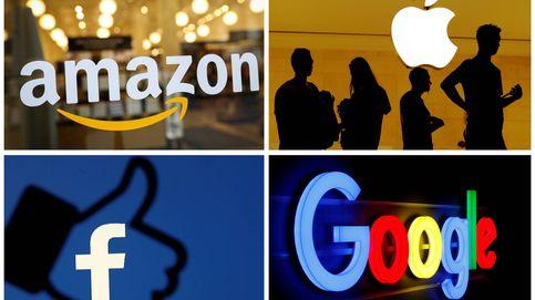 El BdE alerta del riesgo sistémico de Google, Amazon y Facebook en la banca
