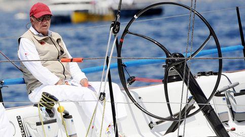 Don Juan Carlos triunfa dentro y fuera del agua
