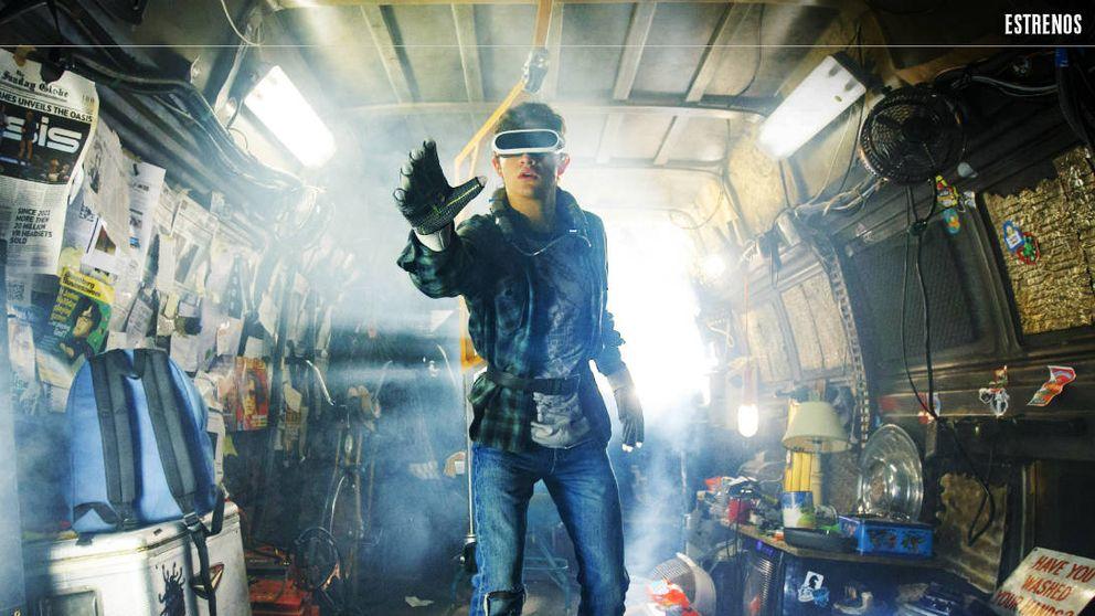 'Ready Player One': Spielberg regresa con una apabullante distopía futurista