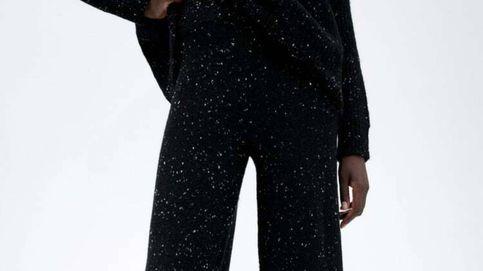 El pantalón de Zara cómodo, ancho y calentito para recibir el frío cuesta solo 30 euros