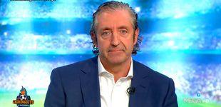 Post de Josep Pedrerol le da la vuelta al 'zasca' de Piqué por su entrevista a Florentino
