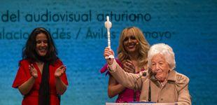 Post de Menchu, la abuela de Letizia: su noche más emotiva lejos de su nieta