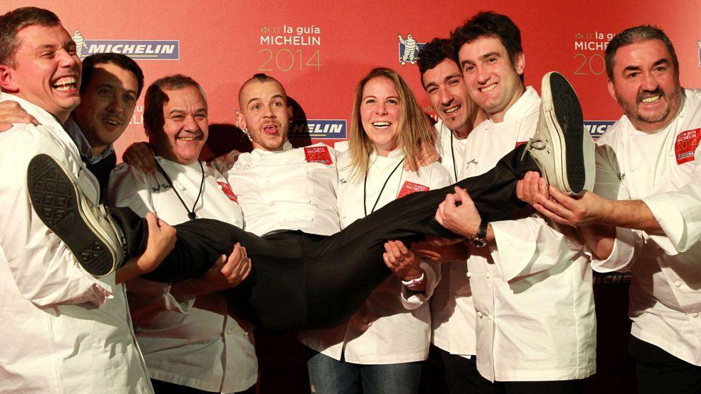 DiverXO devuelve a Madrid al club de las tres estrellas Michelin