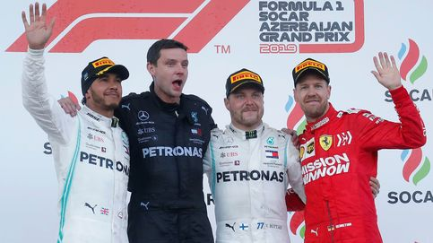 El Gran Premio de Azerbaiyán de Fórmula 1 desde otro punto de vista
