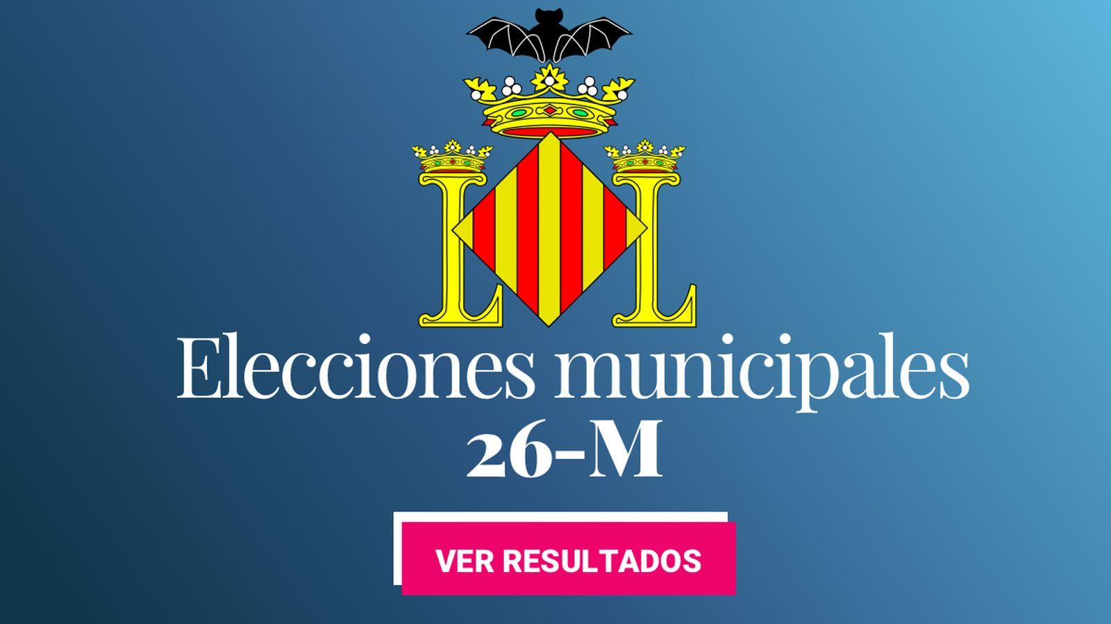 Foto: Elecciones municipales 2019 en Valencia. (C.C./EC)